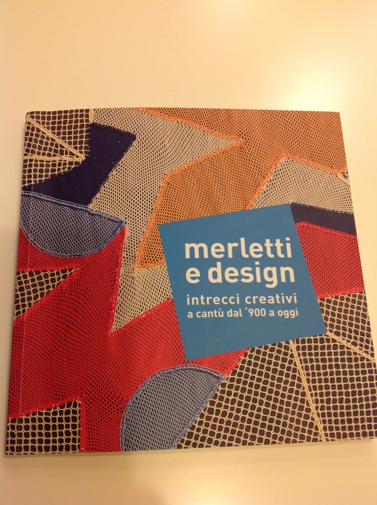 Merletti e Design -catalogo