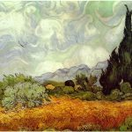 Van Gogh-Cipressi-©-National Gallery Londra