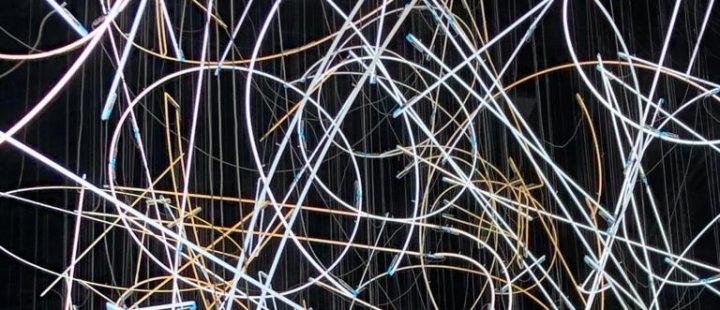 "Mostra ""....the Illuminating Gas"" ph S. Como Bersani"