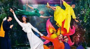 I Colori di Kenzo - Campagna pubblicitaria 2019 ph David LaChapelle