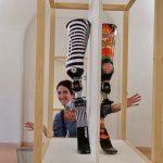 IED protesi per M. Caironi - per Tokyo 2021