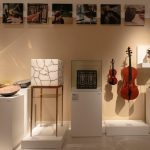 Mostra Mirabilia -Triennale Milano- Allestimento