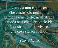 Frase di Coco Chanel