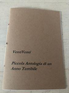 Lia Sabbadini- Venti Venti - Un quaderno prezioso