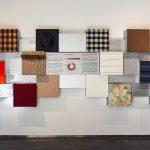 Museo del Tessuto Prato - Pannello espositivo sostenibilità