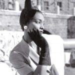 Modella Dolores Francine Rhineey courtesy Archivio Ferdinandi
