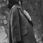 Modella Audrey Mac Ivy Nicholson 1956 courtesy Archivio Ferdinandi