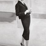 Linea Arpa 1953 Modella Janet Sprague courtesy Archivio Ferdinandi