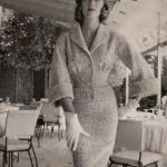 Modella Loredana Pavone ph Elsa Haertter 1955 courtesy Archivio Ferdinandi