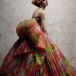 Ferrè per Dior Haute Couture. Collezione Au vent leger d'un ète