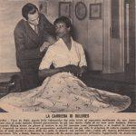 Dolores Francine Rhiney e V. Ferdinandi courtesy archivio Ferdinanadi
