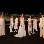 25. Stadio Panathinako di Atene sfilata Dior Cruise 2022